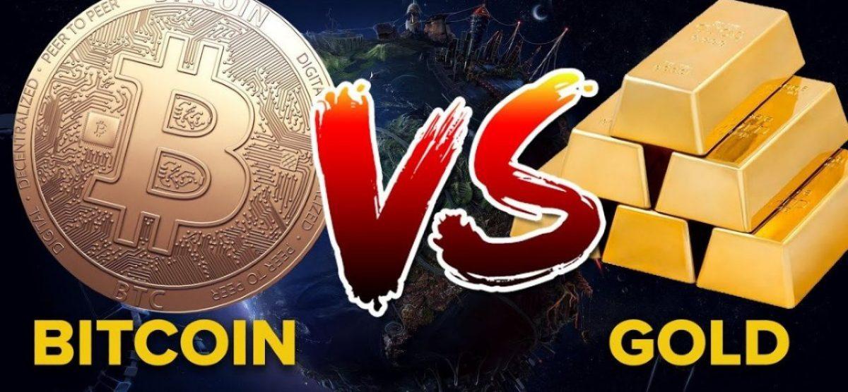 Oro vs. Bitcoin